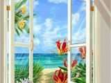 Tropical Murals Paintings Levkonoe Recent Entries In 2019 Pinterest