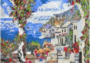Tropical Tile Murals 63 Best Mosaic Murals Images