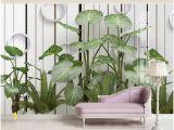 Tropical Wall Murals Wallpaper Wdbh 3d Wallpaper Custom Fresh Tropical Plants Flowers and Birds Home Decor 3d Wall Murals Wallpaper for Walls 3 D Living Room Hd Wallpapers