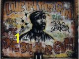 Tupac Wall Mural 2 Pac Still Alive