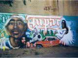Tupac Wall Mural Lady Pink Tupac Mural 2000 Inspiration