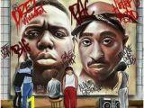 Tupac Wall Mural Tu Pac