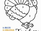 Turkey Coloring Pages Pdf Best Coloring Simple Picture Turkey Thanksgivinges with