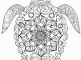 Turtle Coloring Pages for Adults 29 Beautiful Sea Turtle Coloring Page Inspiration