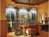 Tuscan Villa Wall Mural 275 Best Tuscan Art Images