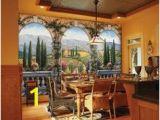 Tuscan Villa Wall Mural 415 Best A Paint Murals Images