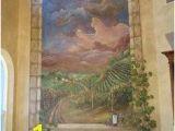 Tuscan Villa Wall Mural 66 Best Italian Mural Elements Images