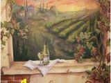 Tuscan Villa Wall Mural 9 Best Murals Images