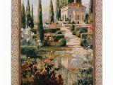 Tuscan Villa Wall Mural Amazon Tuscany Estate Woven Tapestry Wall Art Hanging