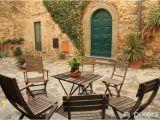 Tuscan Villa Wall Mural Italian Backyard Tuscany Wall Mural • Pixers • We Live to Change