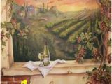 Tuscan Wall Mural Kit 54 Best Painting and Remodeling Images
