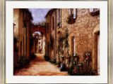 Tuscan Wall Murals for Cheap Amazon Tuscan Light by Stephen Bergstrom Framed Art
