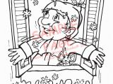 Twas the Night before Christmas Printable Coloring Pages Coloring Books