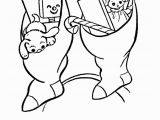 Twas the Night before Christmas Printable Coloring Pages Twas the Night before Christmas Coloring Pages Coloring Home