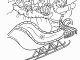 Twas the Night before Christmas Printable Coloring Pages Twas the Night before Christmas Printable Coloring Pages