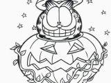 Tweety Bird Halloween Coloring Pages Garfield Halloween 2 Free Printable Coloring Pages for Kids