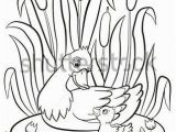 Ugly Duckling Coloring Pages Pin On Leaded Glas