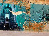 Un Security Council Wall Mural Demokratisch – Links 2018 August