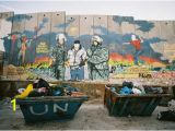 Un Security Council Wall Mural israel Must Be forced to End the Occupation or there Will