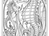 Under the Sea Coloring Pages Coloring Pages Exquisite Ocean Coloring Pages for Adults