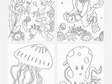Under the Sea Printable Coloring Pages Under the Sea Coloring Pages Mr Printables