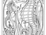 Undersea Creatures Coloring Pages Free Printable Sea Life Coloring Pages
