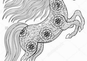 Unicorn Animal Coloring Pages Pin Auf Ausmalbilder Erwachsene