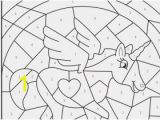 Unicorn Color by Number Coloring Pages Fall Coloring Pages Color by Number View Best Advanced Color