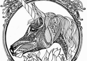 Unicorn Coloring Pages Hard Fantasy Coloring Pages for Adults New Hard Coloring Pages for Adults