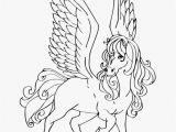 Unicorn Pegasus Coloring Pages Pegasus Coloring Pages