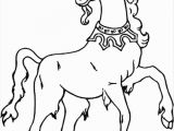 Unicorn Printable Coloring Page Print & Download Unicorn Coloring Pages for Children