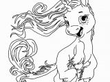 Unicorn Printable Coloring Page Unicorn Color Pages