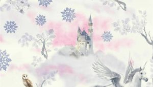 Unicorn Wall Mural Ebay Fairytale Unicorn Wallpaper Lilac Arthouse Glitter