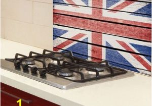 Union Jack Wall Mural Wallpops Home Decor Line Union Jack Kitchen Wall Mural