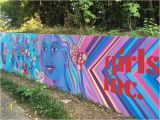 University Of Alabama Wall Mural Girls Inc Of Central Alabama Reveals Mural that Inspires