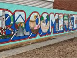 University Of Alabama Wall Mural Murals Across America the Very Best Street Art In Every State
