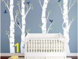 Urban Outfitters Birch Tree Wall Mural 8 Best Birch Tree Mural Images