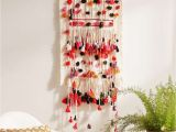 Urban Outfitters Wall Mural Pom Pom Wall Hanging