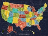 Usa Map Wall Mural Map Wall Mural with Usa Map A Cartoon and Realistic Map Wall
