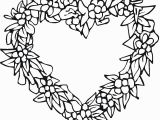Valentine Heart Coloring Pages Coloring Pages Hearts