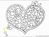 Valentine Heart Coloring Pages Valentine Coloring Pages for Adults Awesome Coloring Pages Dogs New