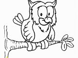 Valentine Owl Coloring Page Owl In Tree Coloring Pages