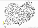 Valentine S Day Mandala Coloring Pages Coloring Pages A Heart Valentine S Day Heart Candy Coloring Page