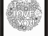 Valentine S Day Mandala Coloring Pages Valentine S Day Coloring Pages