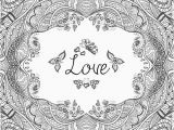 Valentines Day Coloring Pages for Adults Prodigious Coloring Pages Valentines Day for Adults Picolour