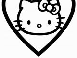 Valentines Day Coloring Pages Hello Kitty Print Hello Kitty Colouring Pages Clip Art Library