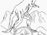 Velociraptor Blue Jurassic World Coloring Pages World Free Clipart 92