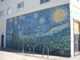 Venice Beach Wall Murals Ocean Front Walk & Wavecrest Ave Venice Ca