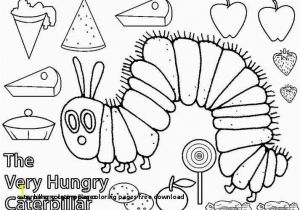 Very Hungry Caterpillar Coloring Page Very Hungry Caterpillar Coloring Pages Free Download 28 Caterpillar