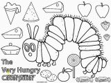Very Hungry Caterpillar Coloring Pages Printables 28 Caterpillar Coloring Pages